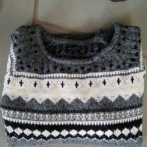 {American Eagle Outfitters} Fair Isle Sweater